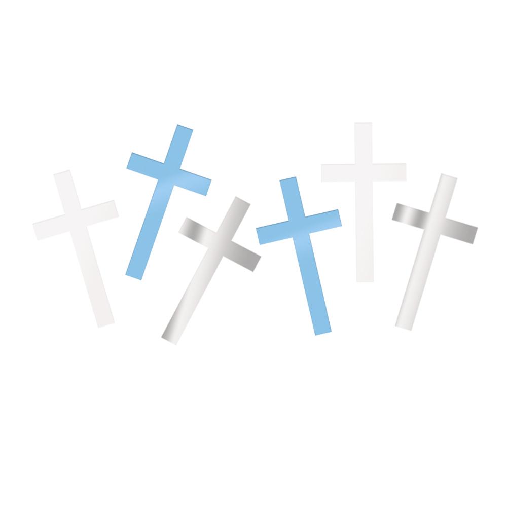 Confeti Comunión Azul 15 gr