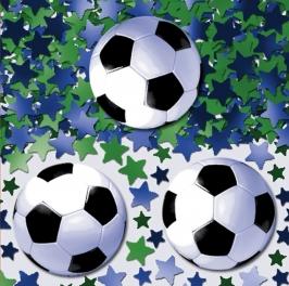 Confetti Decorativo Fútbol