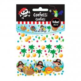 Confetti Piratas