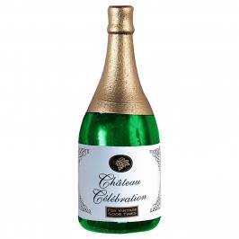Contrapeso para Globos Botella de Champagne