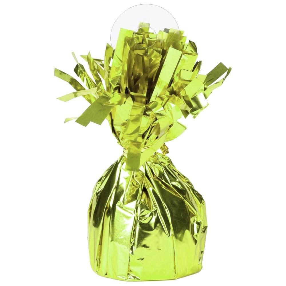 Contrapeso para Globos Verde Lima 200 gr