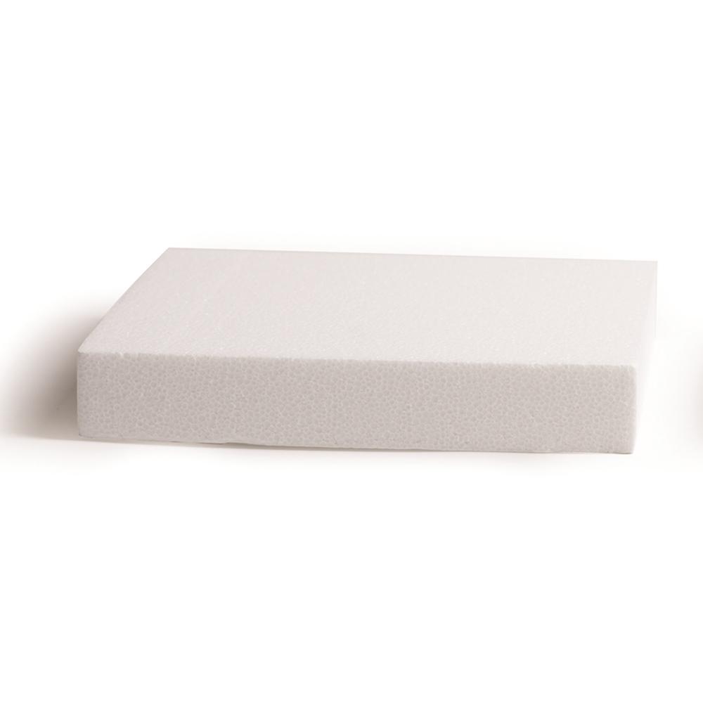Corcho cuadrado para chuches 35x35x5