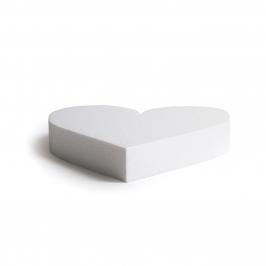 Corcho para Tarta de Chuches Corazón 30x5 cm