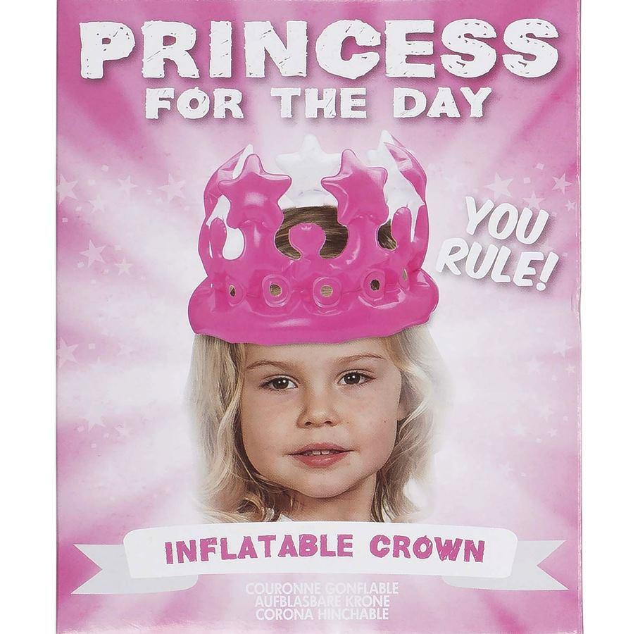Corona de Princesa Inflable