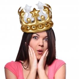 Corona de Reina Hinchable