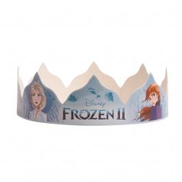 Corona para Roscón de Reyes Frozen 2