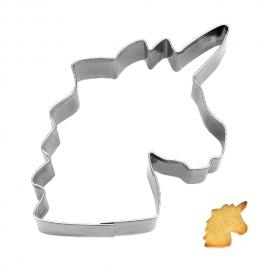 Cortador Cabeza de Unicornio 10cm