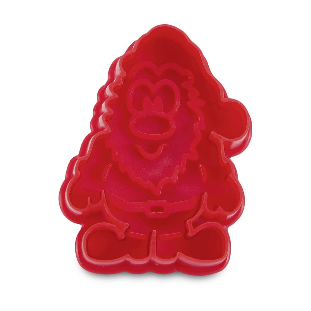 Cortador con Expulsor Santa Claus 6 cm