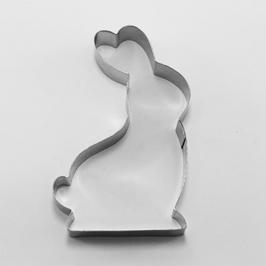 Cortador Conejito sentado 10 cm