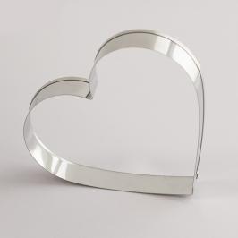Cortador de Galletas Corazón 8 cm