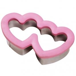 Cortador corazones 10x10x4,3 cm