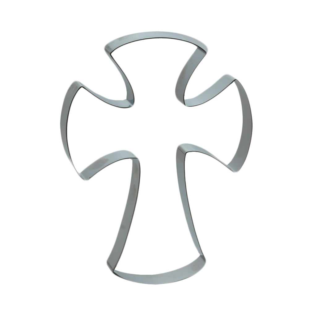 Cortador Cruz Bizantina 12 cm