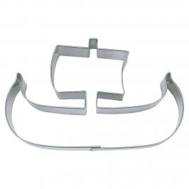 Cortador de Galletas Barco Vikingo
