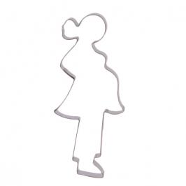 Cortador de galletas Mujer Embarazada - My Karamelli