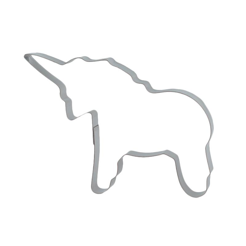 Cortador de Galletas Unicornio 10 cm - My Karamelli