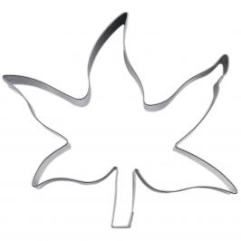 Cortador Acero inox. Hiedra 10cm