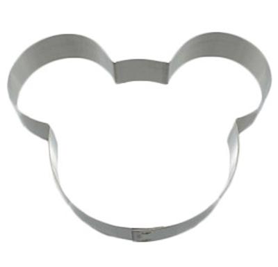 Cortador Mickey 8 cm