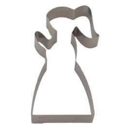Cortador niña comunión rezando 11cm