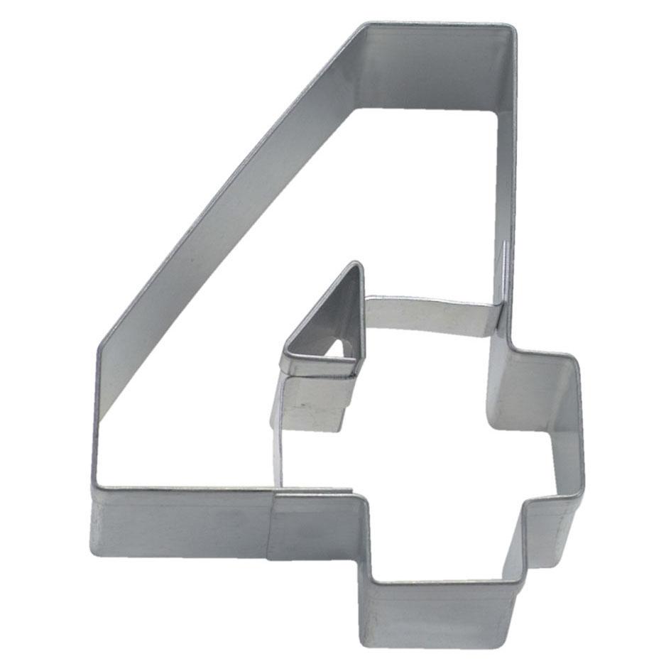 Cortador de Galletas Número 4