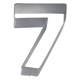 Cortador de Galletas Número 7