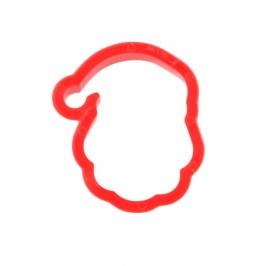 Cortador Papá Noel 8,5 cm