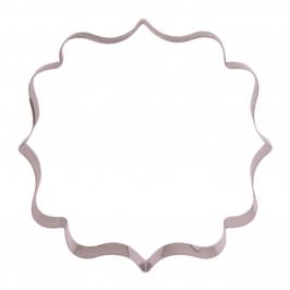 Cortador de galletas Placa Nº8