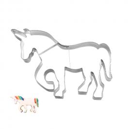 Cortador Unicornio 17 cm