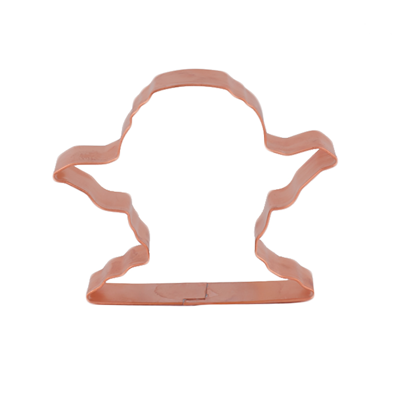 Cortador Yoda 8,5 cm - My Karamelli