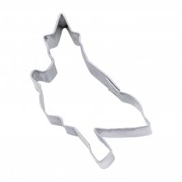 Cortador de Galleta Bruja 6 cm
