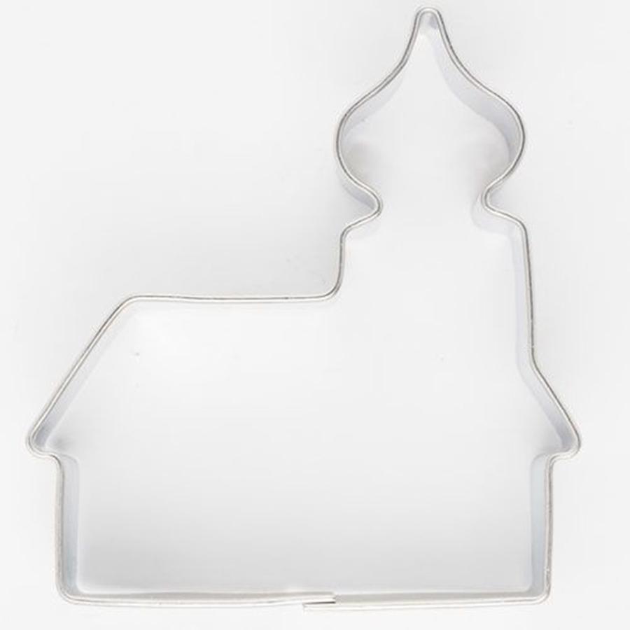 Cortador de Galletas Iglesia 5,5 cm