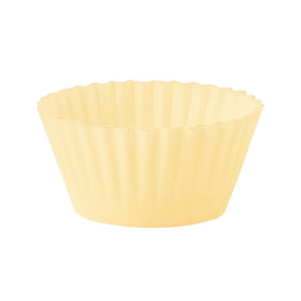 Cápsulas para Cupcakes Comestibles color Beige 50 uds