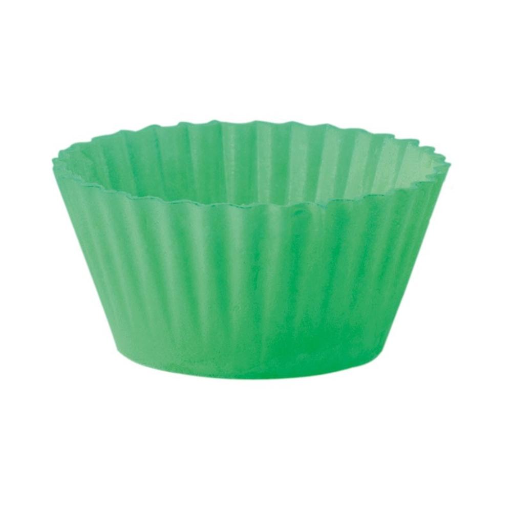 Cápsulas para Cupcakes Comestibles color Verde