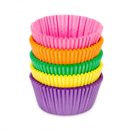 Cápsulas para Cupcakes de Varios Colores