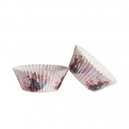 Cápsulas para Cupcakes Frozen 2 (25 Unidades)