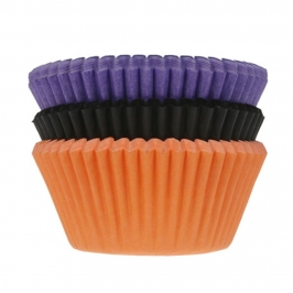 Cápsulas para Cupcakes Halloween 75 unidades