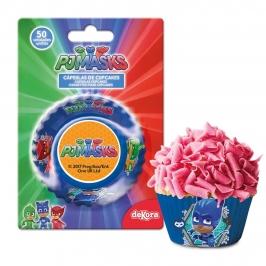 Cápsulas para Cupcakes PJMasks