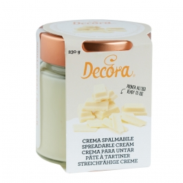 Crema de Chocolate Blanco Lista para Usar 230 gr - My Karamelli