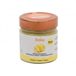 Crema Sabor Limón Lista para Usar 230gr