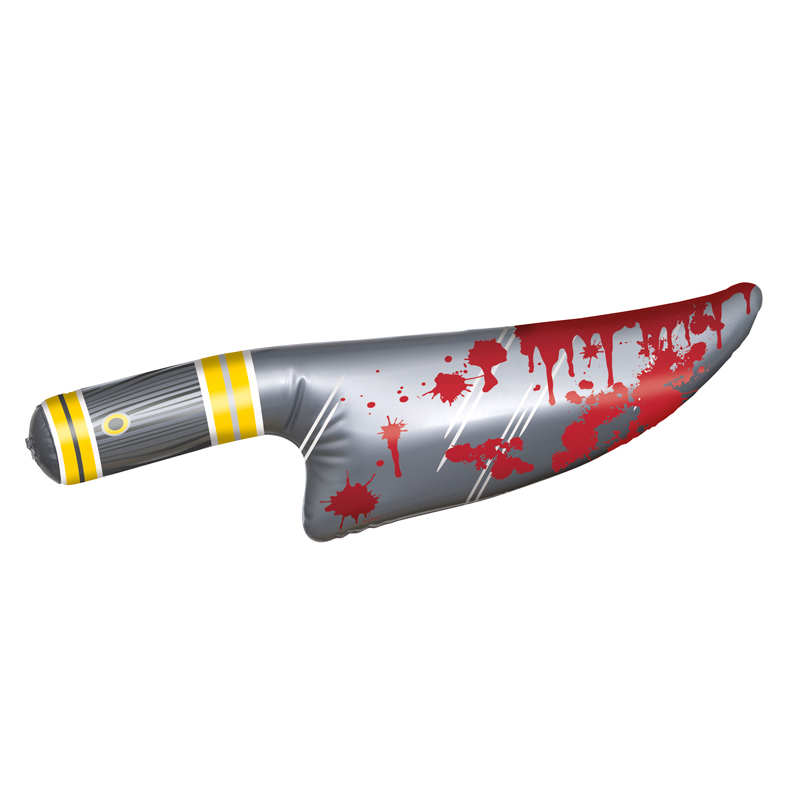 Cuchillo Sangriento Inflable