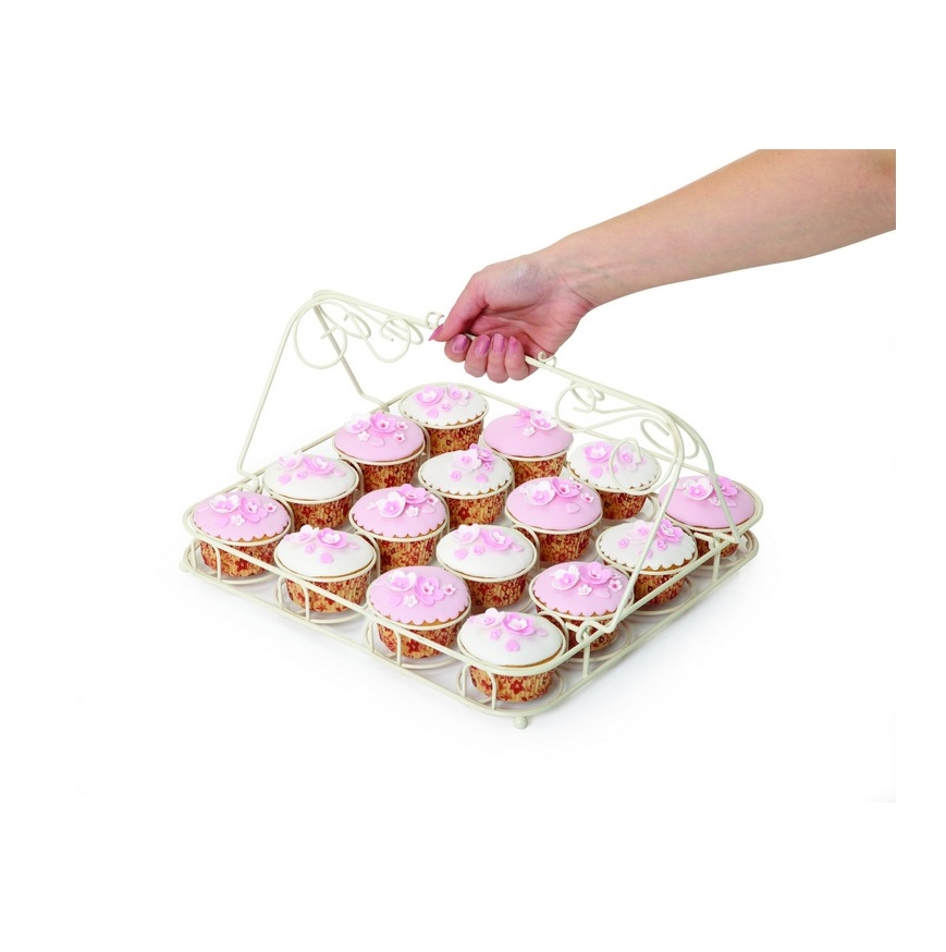 Sweetly Does it Wire cupcake Carrier