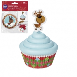 Cupcake Combo Holiday