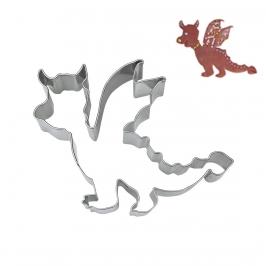 Cortador Dragón 10,5 cm