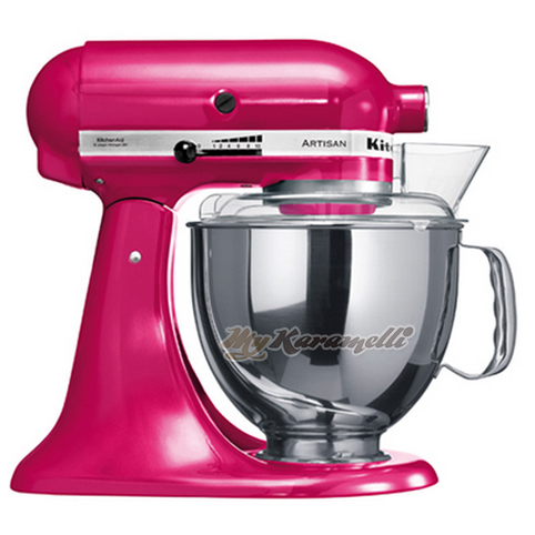 Kitchen Aid Artisan color Frambuesa Hielo