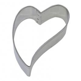 Cortador Corazón Folk 7,5 cm