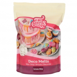 Deco Melts color Blanco Extremo 1 Kg