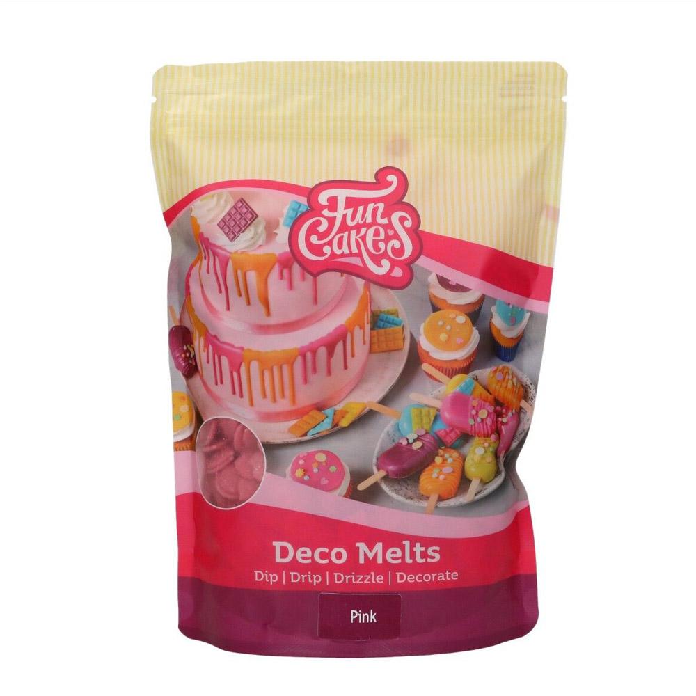 Deco Melts Color Rosa 1 Kg