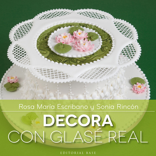 Decora con glacé Real