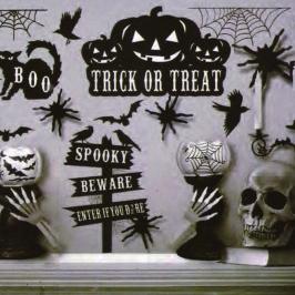 Decoración para Halloween Trick or Treat