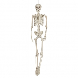Decoración Colgante Esqueleto 1,60 m
