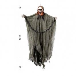 Decoración Colgante Esqueleto 62 cm